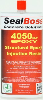SealBoss Cartridge System Polyurea, Epoxy, Polyurethane - Crack