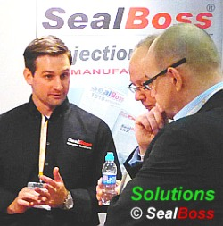Click For More Information On SealBoss International Distribution